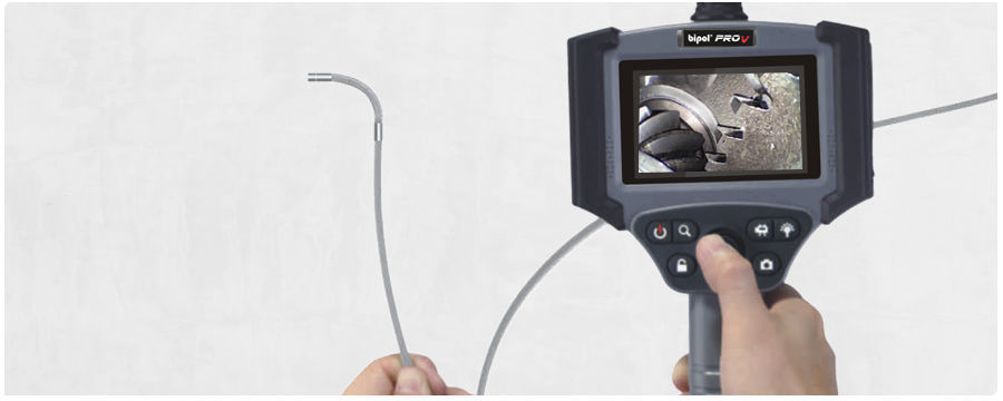 Image Industrial Articulating Micro Videoscope PRO V-24