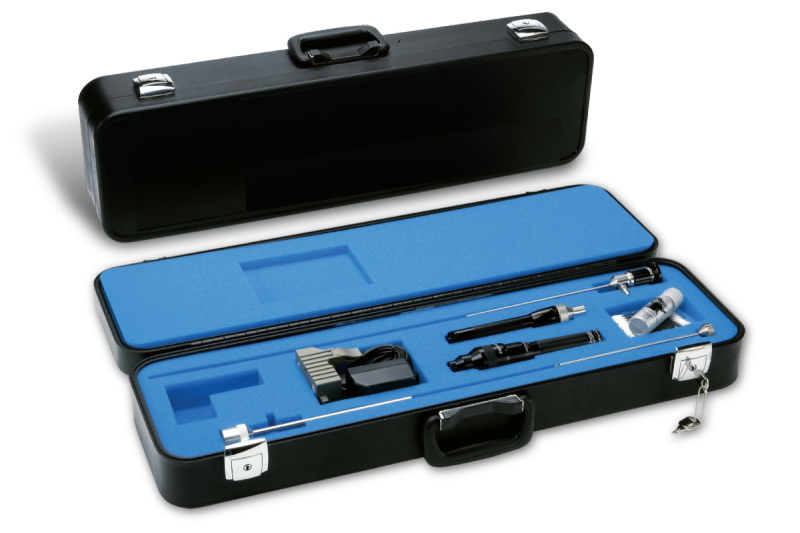 Carrying case in option - Ecofix Pro Ø 6.35 & 7.20 mm