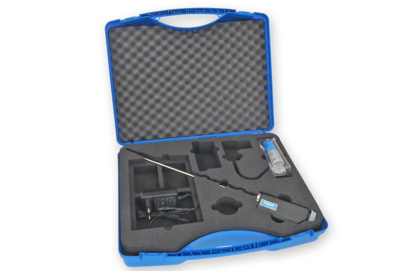 Carrying case - Endoscope for wall and cavity inspection